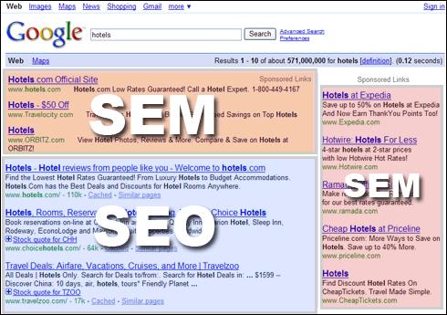 SEO-SEM-marketing