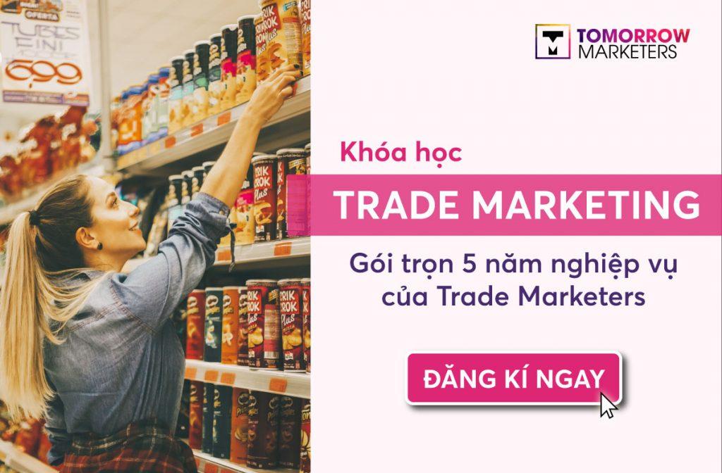 quy trình Trade Marketing bài bản