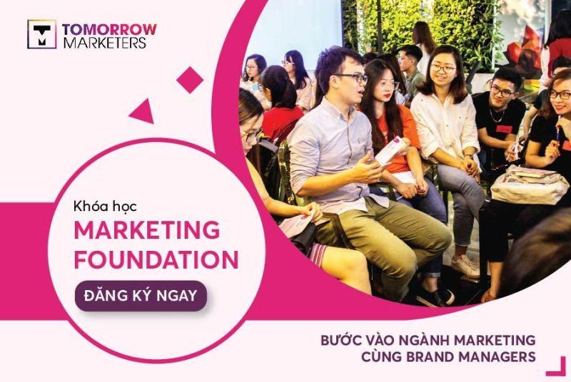 Khoá học Marketing Foundation