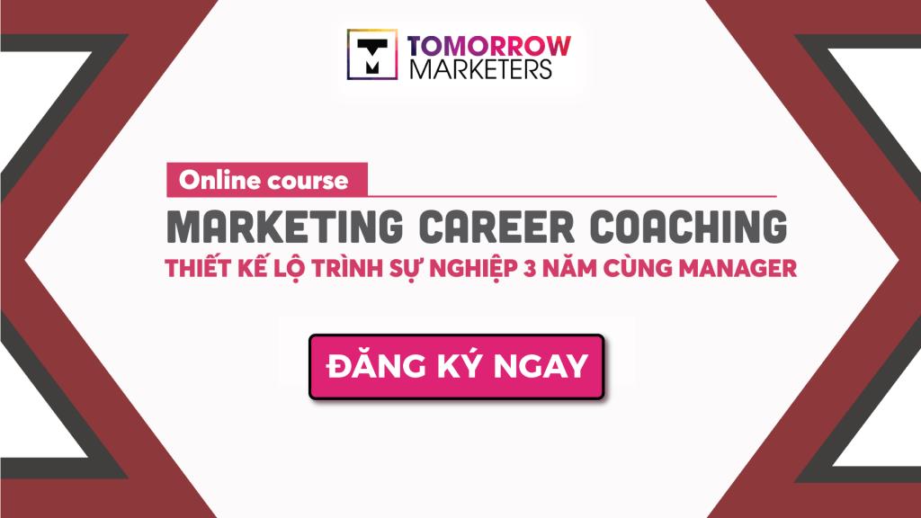 khoá học Career Coaching