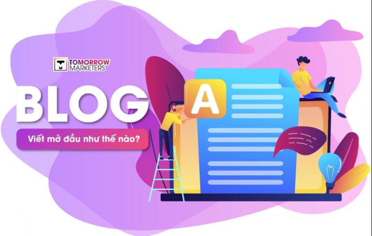 Viết blog phần mở đầu, đừng biến nó thành một bài nghiên cứu